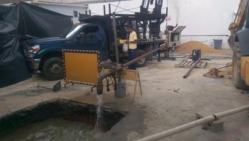 perforacion y mantenimiento pozos de agua