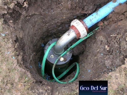 perforaciones agua potable canning - san vicente