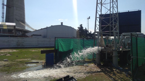 perforaciones agua - residenciales - pozo - puelche