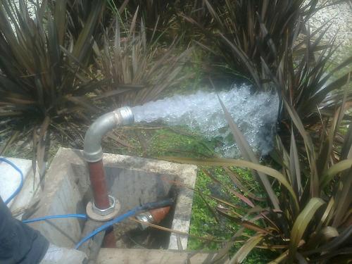 perforaciones cañuelas canning  san vicente agua potable ya!
