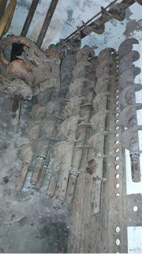 perforaciones con maquinas tuneleras hidraulicas