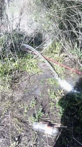 perforaciones de agua