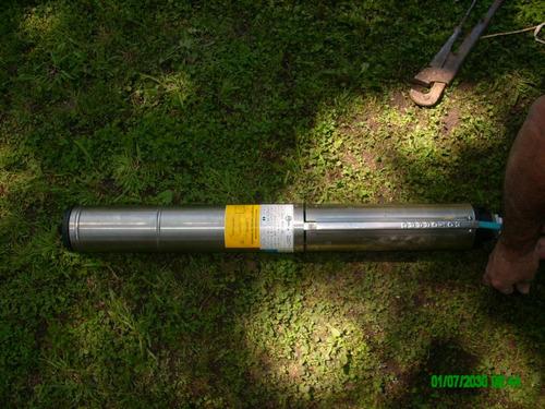 perforaciónes de agua, bombas sumergible.