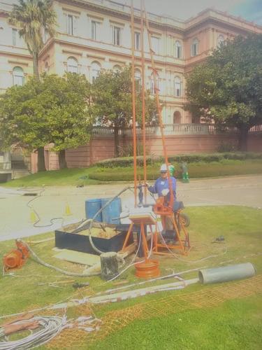 perforaciónes de agua potable bombas sumergibles zona sur