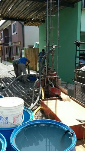 perforaciones de agua potable domiciliarias ...