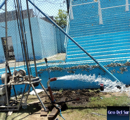 perforaciones de agua, san vicente, cañuelas, la plata