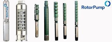 perforaciones de agua sumergible industriales franklin