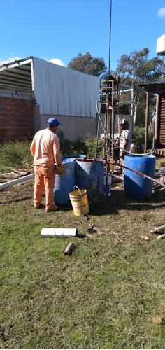 perforaciones de agua zona sur