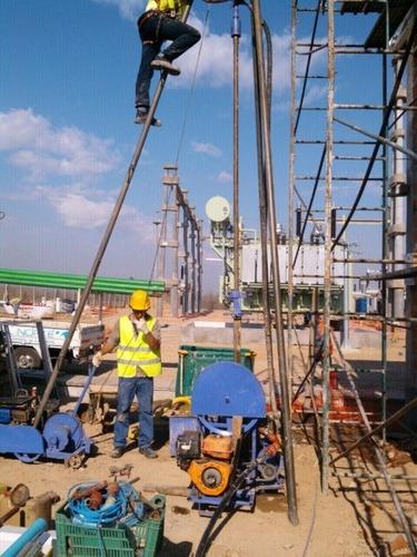 perforaciones de pozo de agua industriales y familiares