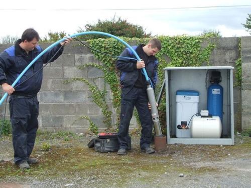 perforaciones  para agua sumergibles cuotas