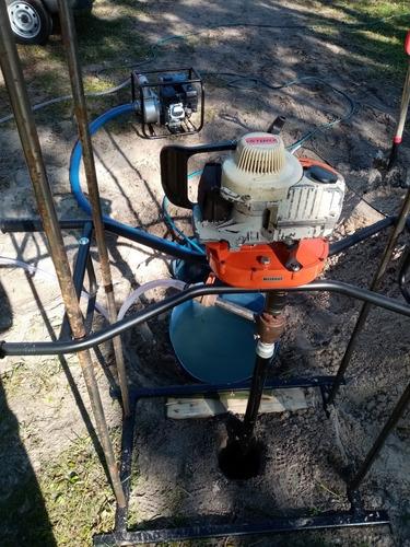 perforaciones pozos de agua