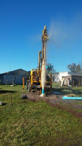 perforaciones pozos de agua perforadora san antonio