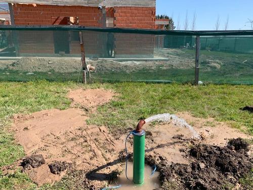 perforaciones semisurgentes canning ezeiza  bombas sumergibl