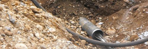 perforaciones subterraneas