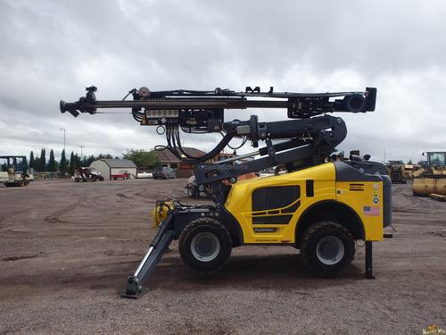 perforadora atlas copco t20 r track drill hidro 11515