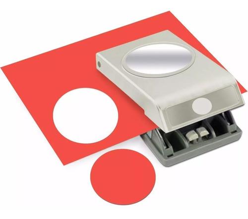 perforadora cortador papel circular troquel punchs circulos