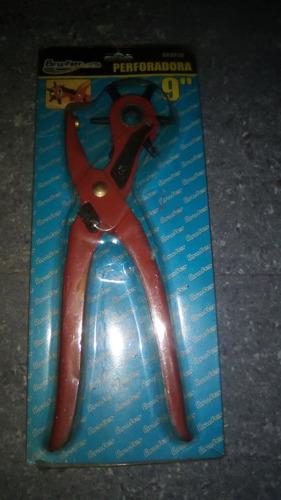 perforadora de 9 pulgadas marca brufer