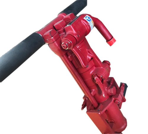 perforadora de roca chicago pneumatic 55 lbs