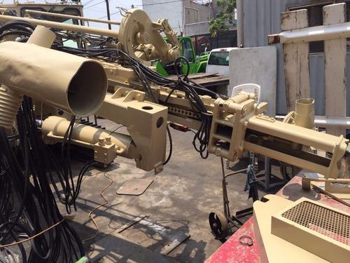 perforadora de rocas ecm580track drill  ingersoll rand crawl