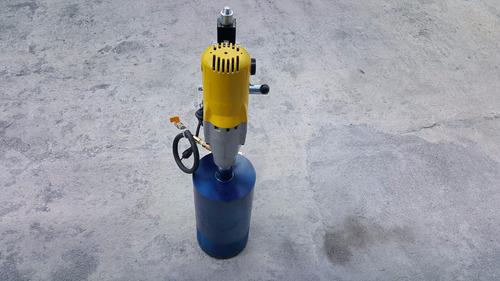 perforadora descorazonador concreto, sacabocados, nucleadora