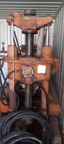 perforadora diamantina pozo agua longyear 38 h/500mts envios