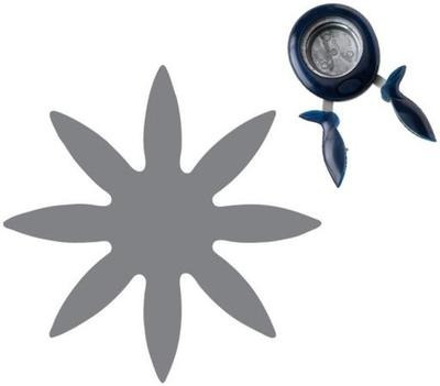 perforadora fiskars pinza estrella o flor 1.5 pulgadas