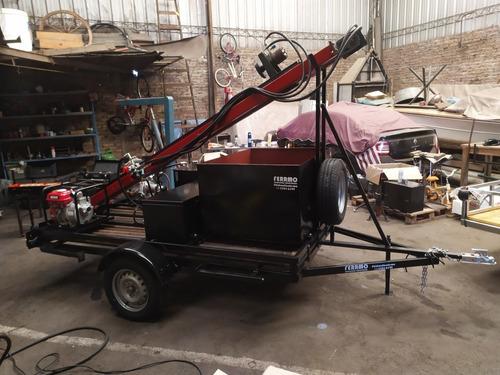 perforadora hidraulica ferrmo