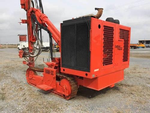 perforadora hidraulica hidrotrack sullivan ramscms5 meqcer