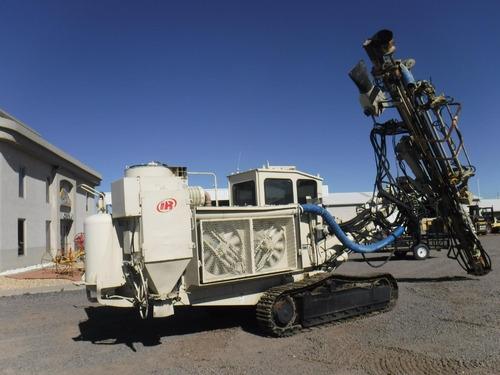 perforadora hidrotrack mineria ingersoll rand ecm660 f 14302