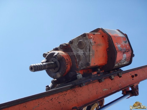 perforadora hidrotrack sullivan de orugas minero