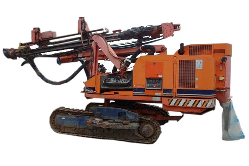 perforadora hidrotrack tamrock cha700 2006 cdmx