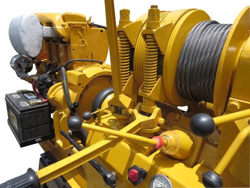 perforadora longyear christensen 30 mecanica de suelos geote