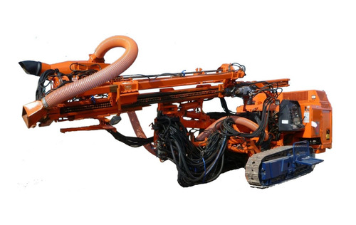 perforadora para minería tamrock cha 700 2006 track drill