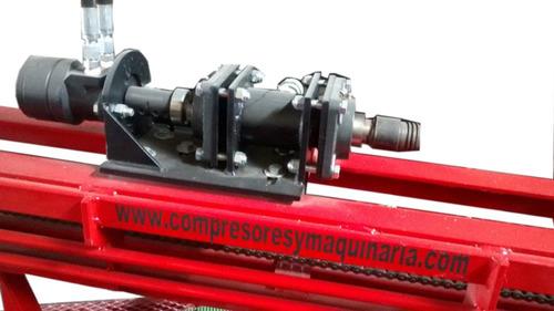 perforadora para pozos de agua hasta 120m 8 pulgadas