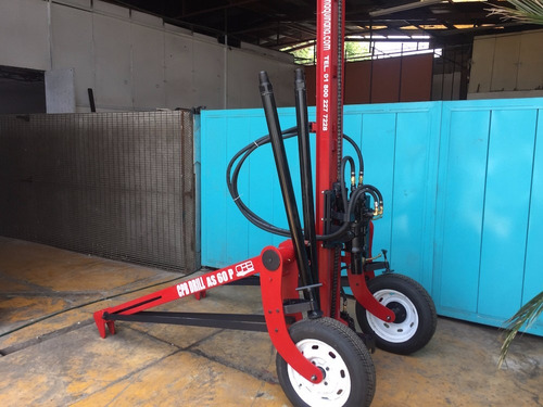 perforadora stenuick airmobil coredril torque standar