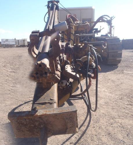perforadora track drill mancuerna minas mineria, folio 7584