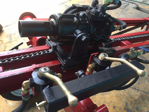 perforadora wagon drill