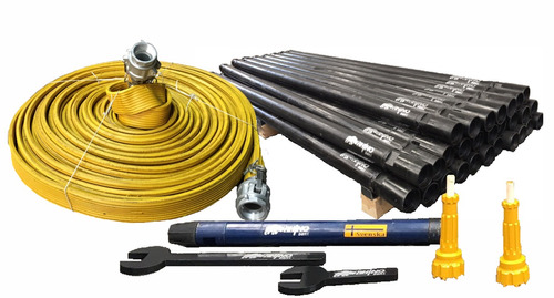 perforadora wagón drill as95 p wd2