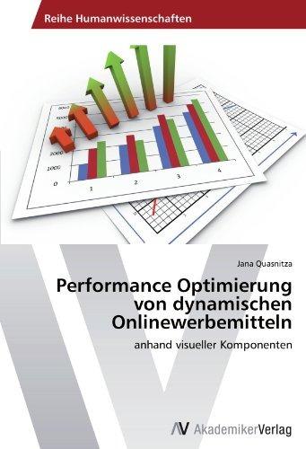 performance optimierung von dynamischen onlinewerbemitteln;