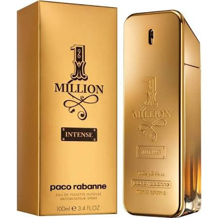 perfume 1 million de paco rabanne 200 ml
