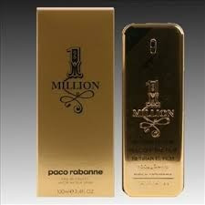 perfume 1 million  paco rabane 100 ml,nuevo,original
