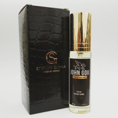 perfume 15ml john goii parfum leve na bolsa