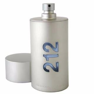 perfume 212 100 ml carolina herrera hombre