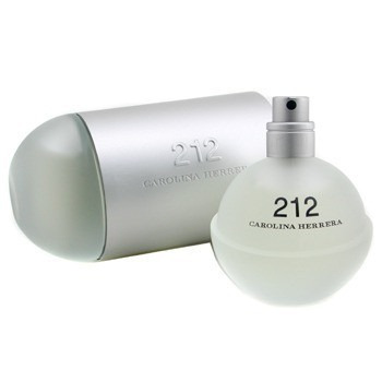 perfume 212 clásico carolina herrera mujer 100 ml sellado