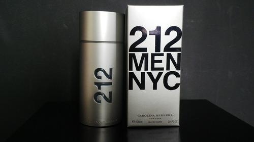perfume 212 men 100% original garantiz - ml a $1290