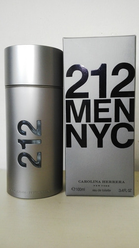 perfume 212 men 100% original garantiz - ml a $1290