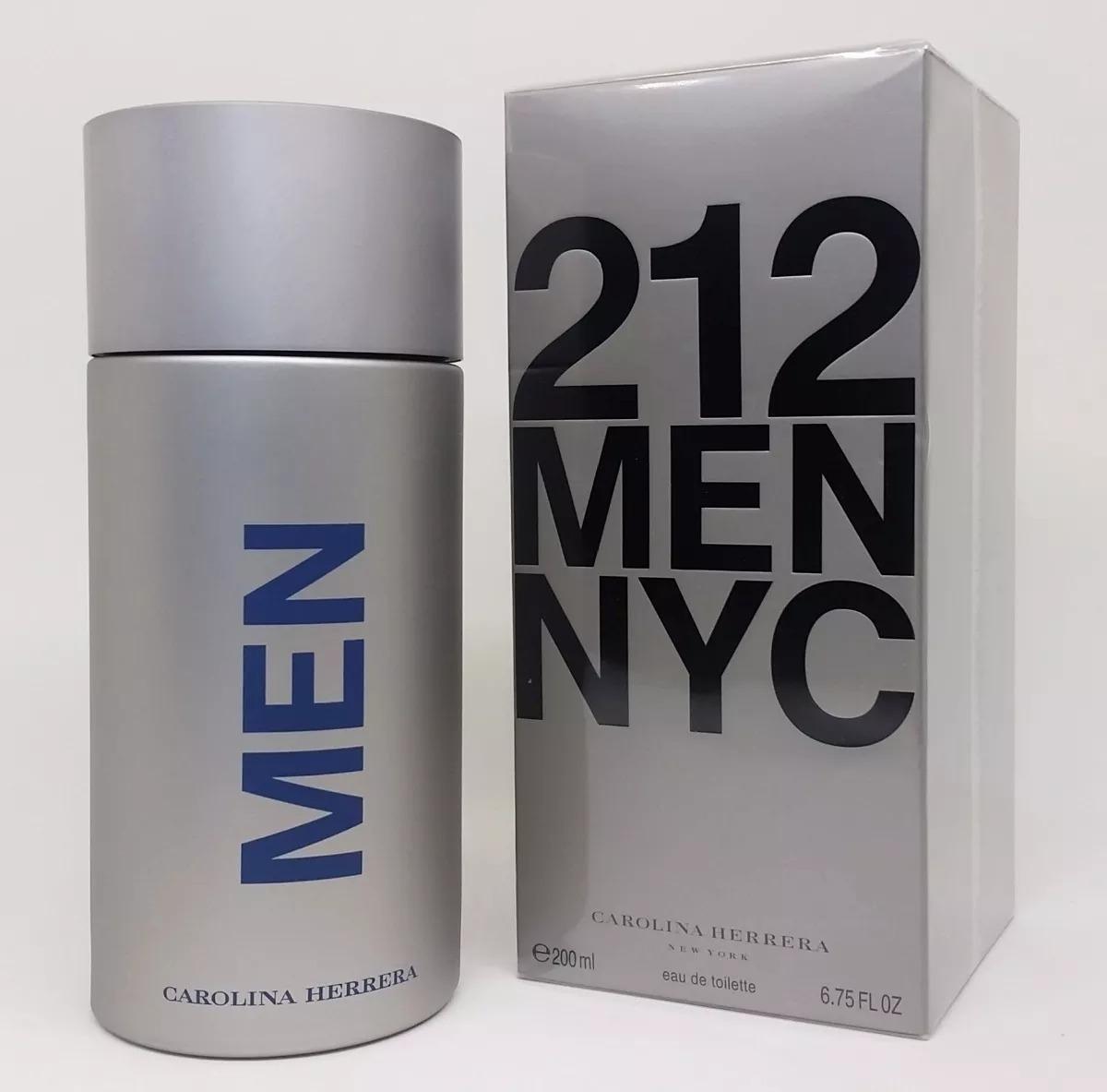 e05eb4dc0d perfume 212 men nyc carolina herrera edt 200ml original. Carregando zoom.