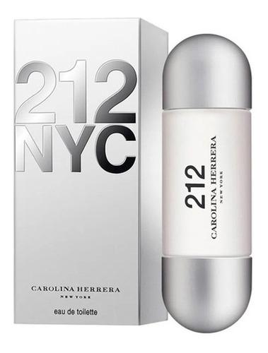 perfume 212 nyc edt feminino 30ml