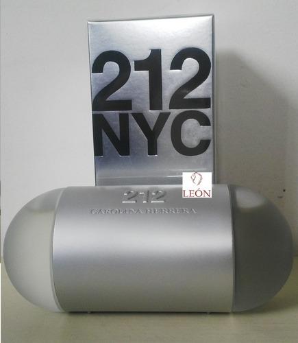 perfume 212 para dama 100% original en - ml a $1299