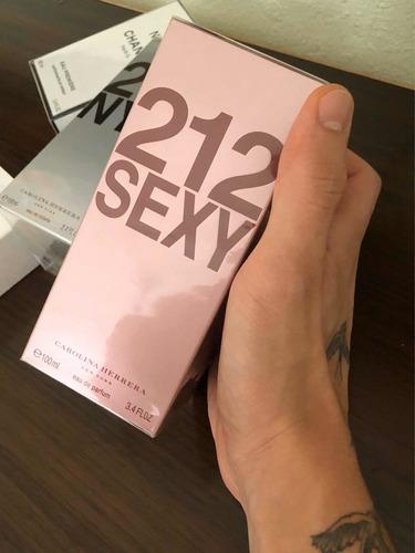 perfume 212 sexy 100ml